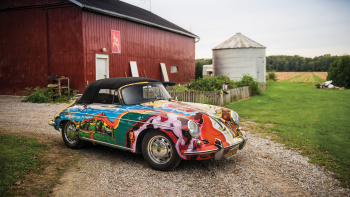 Η Porsche 356 της Janis Joplin